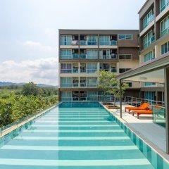 Отель JJAirportHotelCondominium For Rent 2 Таиланд, пляж Май Кхао - отзывы, цены и фото номеров - забронировать отель JJAirportHotelCondominium For Rent 2 онлайн бассейн фото 2