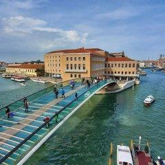 Santa Chiara Hotel & Residenza Parisi Венеция пляж