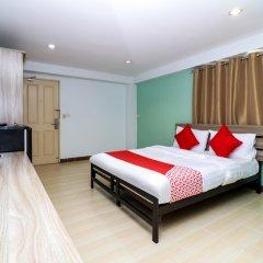 Oyo 129 Gems Park Hotel Бангкок комната для гостей фото 3