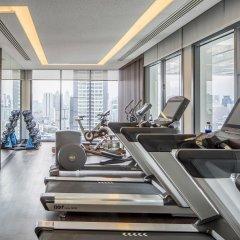 Отель 137 Pillars Suites Bangkok фитнесс-зал фото 3