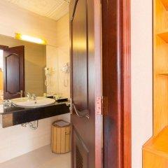 Roseland Point Hotel ванная