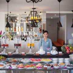 Maison D'hanoi Hanova Hotel гостиничный бар