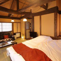 Отель Kurokawa Onsen Oyado Noshiyu Япония, Минамиогуни - отзывы, цены и фото номеров - забронировать отель Kurokawa Onsen Oyado Noshiyu онлайн комната для гостей фото 2
