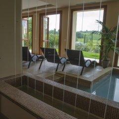 Отель Relais Corte Cavalli Понти-суль-Минчо ванная фото 2