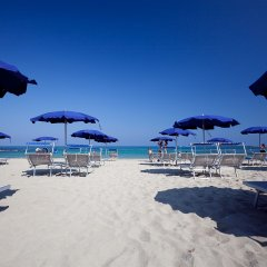 Отель Cala DellArena пляж