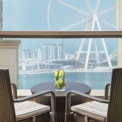 Отель Delta by Marriott Jumeirah Beach балкон
