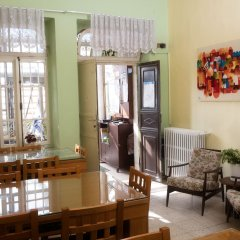 Allenby 2 Bed and Breakfast Израиль, Иерусалим - отзывы, цены и фото номеров - забронировать отель Allenby 2 Bed and Breakfast онлайн интерьер отеля