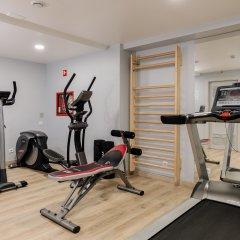 Отель Pousada de Condeixa Coimbra фитнесс-зал
