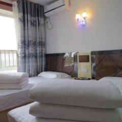 Отель Xi'an Jinfulai Hotel Китай, Сиань - отзывы, цены и фото номеров - забронировать отель Xi'an Jinfulai Hotel онлайн комната для гостей фото 3