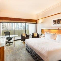 Отель Pan Pacific Singapore комната для гостей фото 4