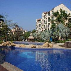 Апартаменты Sanya Lucky Island Holiday Garden Apartment детские мероприятия