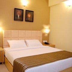 Отель Sandalwood Hotel & Retreat Индия, Гоа - отзывы, цены и фото номеров - забронировать отель Sandalwood Hotel & Retreat онлайн комната для гостей фото 5