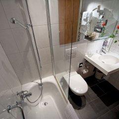Отель Cresta Sun Швейцария, Давос - отзывы, цены и фото номеров - забронировать отель Cresta Sun онлайн ванная фото 2