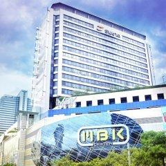Отель Glitz Бангкок спортивное сооружение