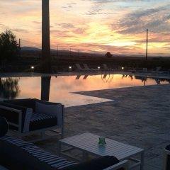 Отель Masseria Celentano Relais & Agriturismo Сан-Северо бассейн фото 2
