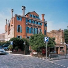 Santa Chiara Hotel & Residenza Parisi Венеция парковка