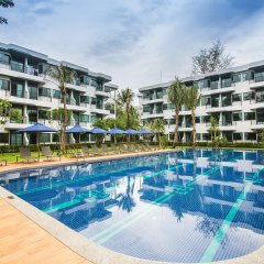 Отель Holiday Inn Express Krabi Ao Nang Beach бассейн фото 3