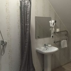 Гостиница Авиатор ванная фото 2