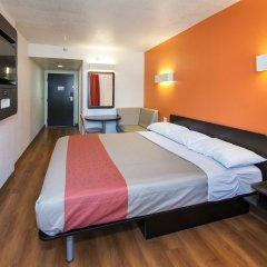 Отель Motel 6 Los Angeles, CA - Los Angeles - LAX США, Инглвуд - отзывы, цены и фото номеров - забронировать отель Motel 6 Los Angeles, CA - Los Angeles - LAX онлайн комната для гостей фото 4