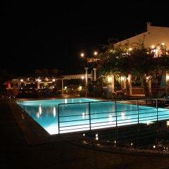 Meldi Hotel Турция, Калкан - отзывы, цены и фото номеров - забронировать отель Meldi Hotel онлайн бассейн фото 2