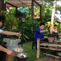 Отель Vinh Hung Riverside Resort & Spa питание фото 3