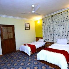 Отель Safari Adventure Lodge Непал, Саураха - отзывы, цены и фото номеров - забронировать отель Safari Adventure Lodge онлайн комната для гостей фото 2