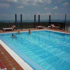 Hotel Montecarlo Кьянчиано Терме бассейн фото 2