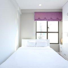 Отель Steve's APT at ICON56 Вьетнам, Хошимин - отзывы, цены и фото номеров - забронировать отель Steve's APT at ICON56 онлайн комната для гостей фото 3