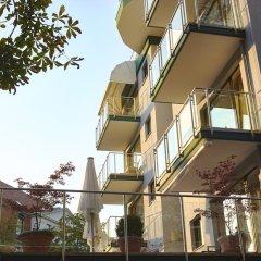 Отель Villa Kastania Германия, Берлин - отзывы, цены и фото номеров - забронировать отель Villa Kastania онлайн вид на фасад