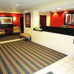 Отель Extended Stay America - Columbus - Easton США, Колумбус - отзывы, цены и фото номеров - забронировать отель Extended Stay America - Columbus - Easton онлайн интерьер отеля