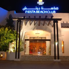 Отель Fiesta Beach Djerba - All Inclusive Тунис, Мидун - 2 отзыва об отеле, цены и фото номеров - забронировать отель Fiesta Beach Djerba - All Inclusive онлайн вид на фасад