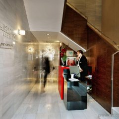 Отель Exe Ramblas Boqueria Испания, Барселона - 2 отзыва об отеле, цены и фото номеров - забронировать отель Exe Ramblas Boqueria онлайн интерьер отеля фото 2