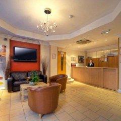 Отель Comfort Inn St Pancras - Kings Cross интерьер отеля