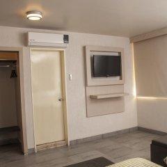 Отель Expo Abastos Гвадалахара комната для гостей фото 4