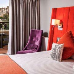 Отель Mercure Edinburgh City Princes Street Эдинбург фото 7