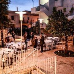 Hotel Ristorante Colle Del Sole Альберобелло помещение для мероприятий