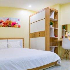 Отель Mushroom Homestay Ha Long комната для гостей фото 2