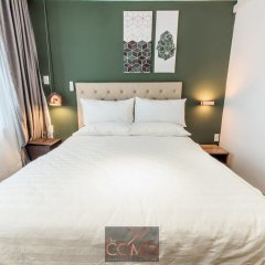 Отель The Como Le Lai City Center Apartment Вьетнам, Хошимин - отзывы, цены и фото номеров - забронировать отель The Como Le Lai City Center Apartment онлайн комната для гостей фото 4