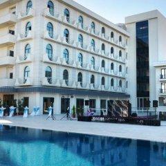 Bayramoglu Resort Hotel Турция, Гебзе - отзывы, цены и фото номеров - забронировать отель Bayramoglu Resort Hotel онлайн бассейн фото 2