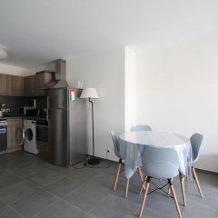 Отель Nice Booking - Libération - Terrasse - Garage Ницца в номере
