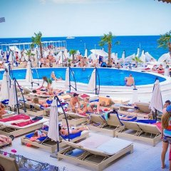 Гостиница Аркадиевский Украина, Одесса - 5 отзывов об отеле, цены и фото номеров - забронировать гостиницу Аркадиевский онлайн пляж