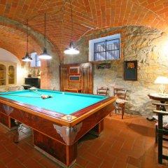 Отель Poggio Cuccule Монтеварчи гостиничный бар