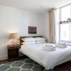 Отель 2 Bedroom Flat With Stunning Sea View комната для гостей фото 2