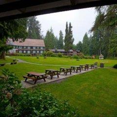 Отель Lake Quinault Lodge Куинолт фото 5