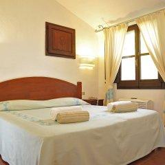 Отель Arbatax Park Resort Borgo Cala Moresca комната для гостей фото 3