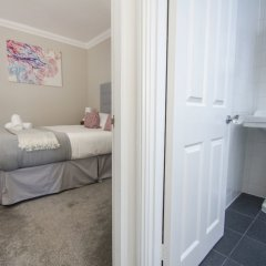 Отель Regency Apartment Великобритания, Кемптаун - отзывы, цены и фото номеров - забронировать отель Regency Apartment онлайн ванная
