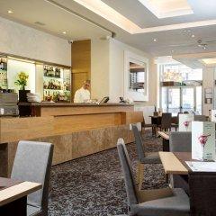 Best Western Hotel President гостиничный бар