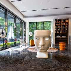 PACO Hotel Guangzhou Dongfeng Road Branch интерьер отеля
