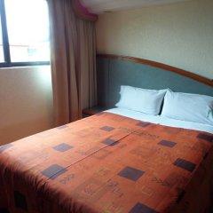 Отель Motel Los Prados - Adults Only Тлальнепантла-де-Бас комната для гостей фото 2