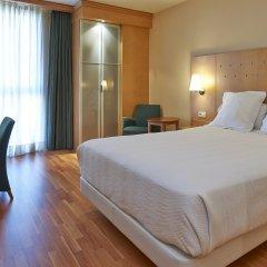 Отель NH Porta Barcelona комната для гостей фото 2